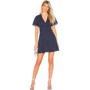 NWT BB Dakota La La Land Polkadot Dress